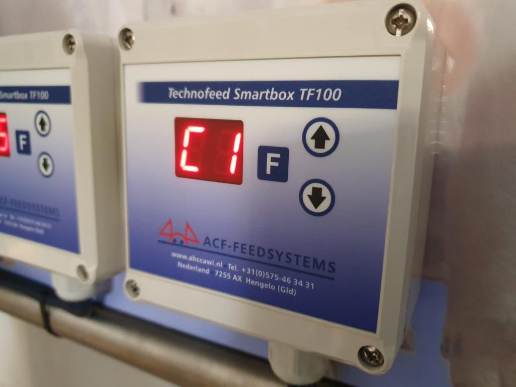 Technofeed Voersysteem AHC Cawi Staltechniek Stalinrichting Varkens